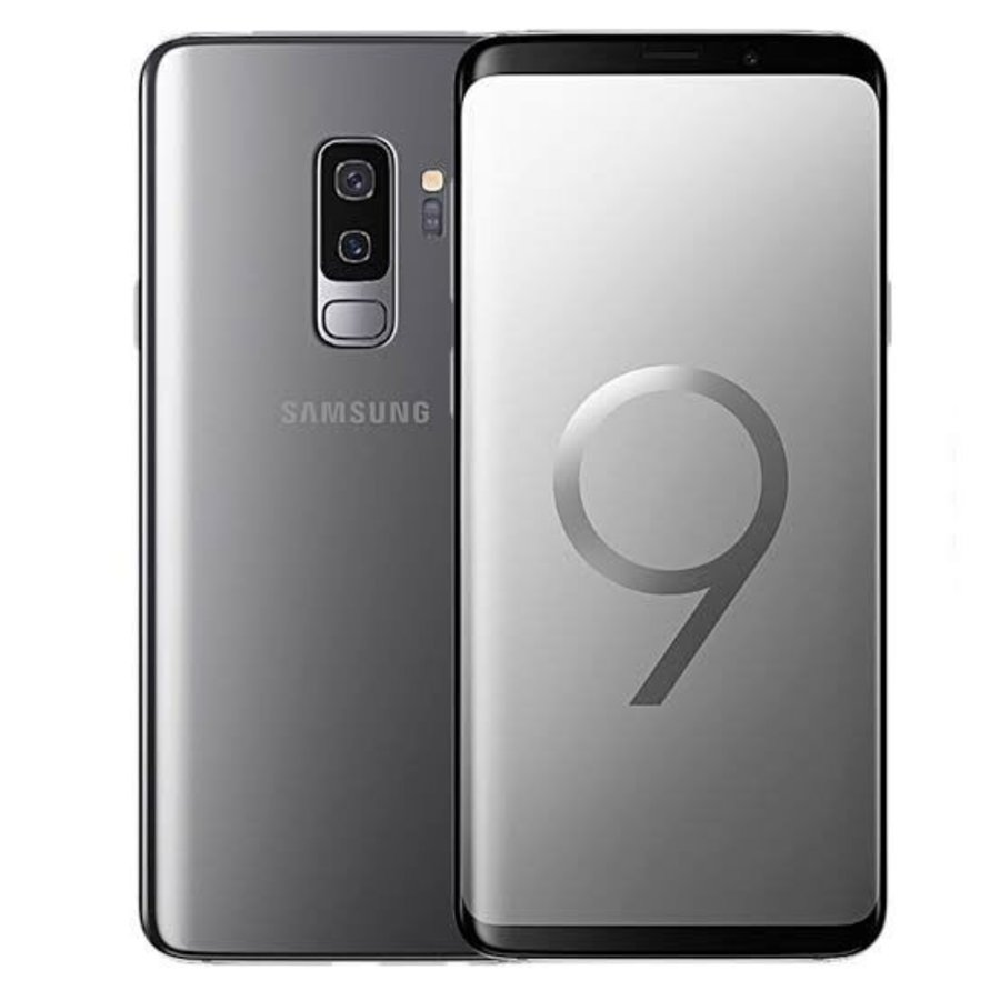 Samsung Galaxy S9 Dual Sim G960F 256GB Titanium Gray (256GB Titanium Gray)-1