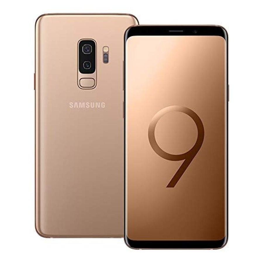 Samsung Galaxy S9+ Dual Sim G965F Gold (64GB Gold)-1