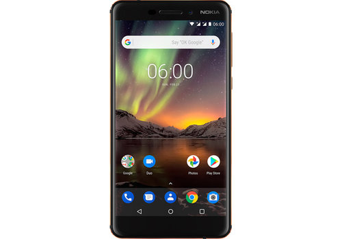 Nokia 6.1 (2018) 32GB Black