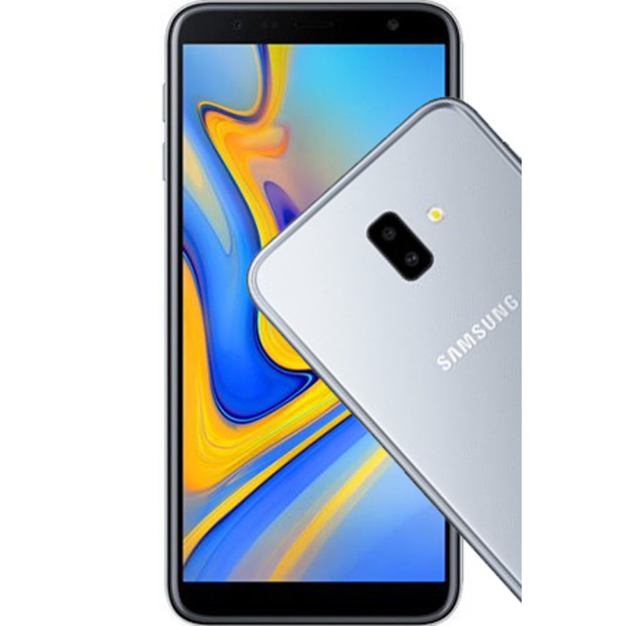 Samsung Galaxy J6+ 2018 Dual Sim J610 Orchid Gray (Orchid Gray)-1