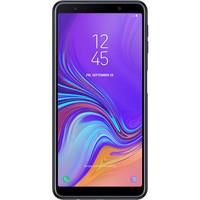 Samsung Galaxy A7 2018 Dual Sim A750F Black (Black)