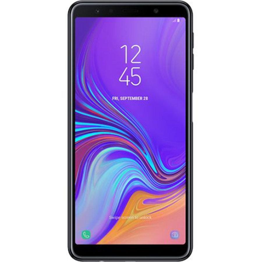 Samsung Galaxy A7 2018 Dual Sim A750F Black (Black)-1