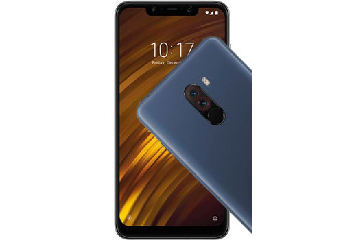 Xiaomi Pocophone F1 128GB Blue