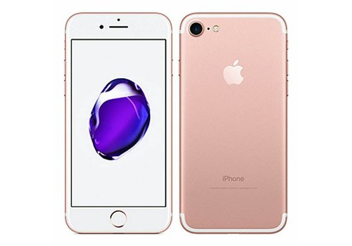 Refurbished iPhone 7 - 128GB - Rose Gold
