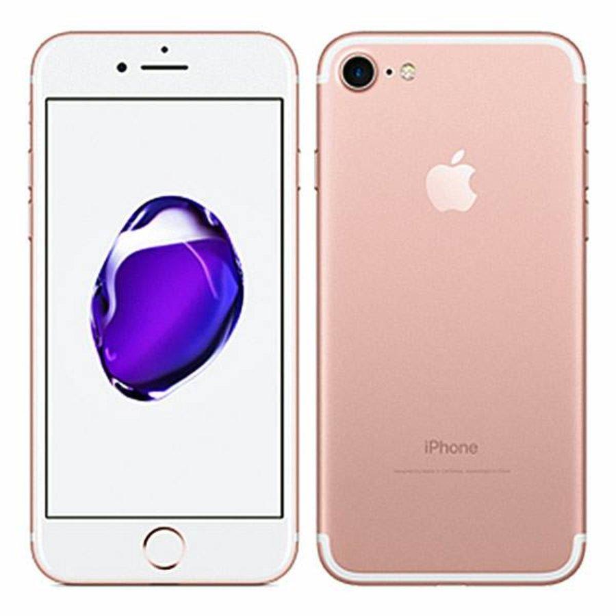 Refurbished iPhone 7 - 128GB - Rose Gold-1