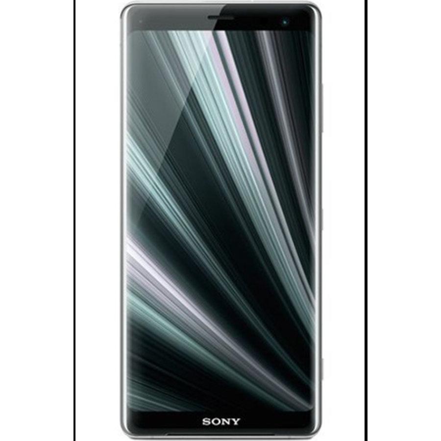 Sony Xperia XZ3 Dual Sim Silver (Silver)-1