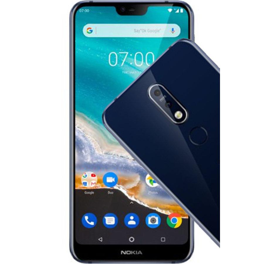 Nokia 7.1 32GB Blue (32GB Blue)-1