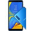 Samsung Samsung Galaxy A7 2018 Dual Sim A750F Blue (Blue)