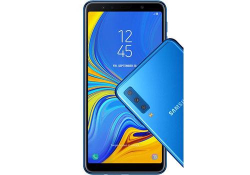 Samsung Galaxy A7 2018 Dual Sim A750F Blue