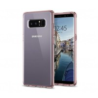 thumb-Spigen Ultra Hybrid Crystal  for Galaxy Note 8 pink-1