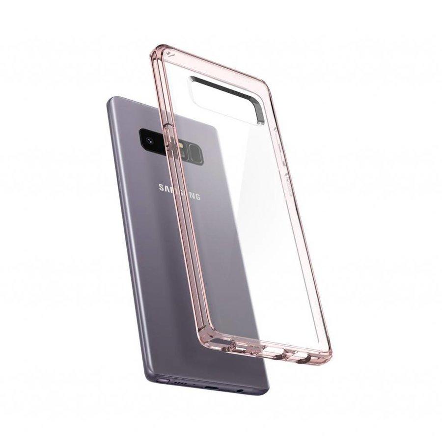 Spigen Ultra Hybrid Crystal  for Galaxy Note 8 pink-2