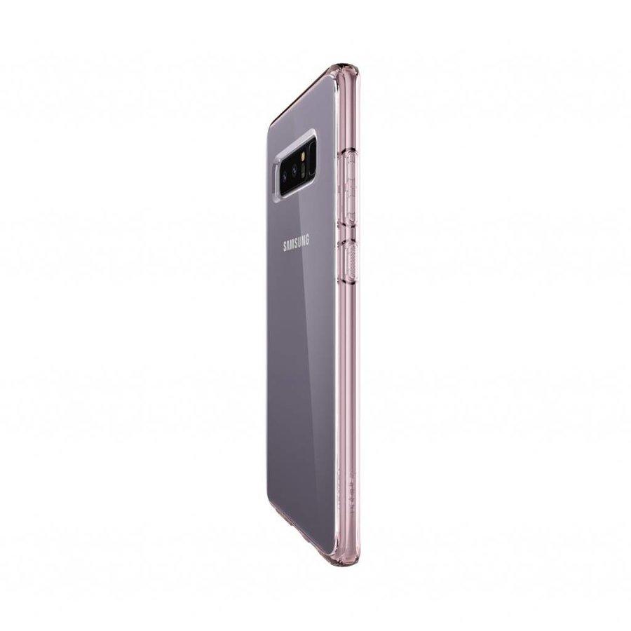 Spigen Ultra Hybrid Crystal  for Galaxy Note 8 pink-3