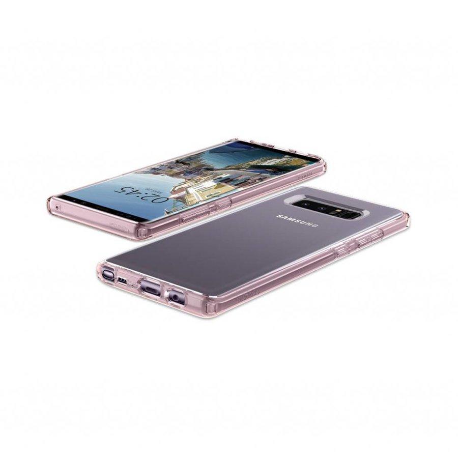 Spigen Ultra Hybrid Crystal  for Galaxy Note 8 pink-4