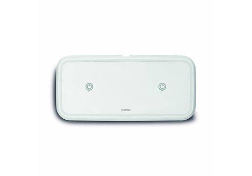 Zens Dual Fast Wireless Charger (EU/UK/US) 10W white