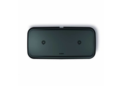 Zens Dual Fast Wireless Charger (EU/UK/US) 15W App black
