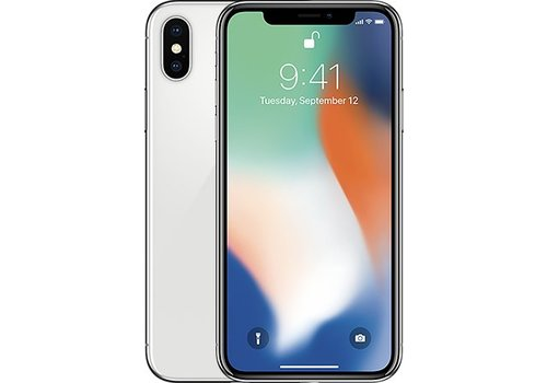 Refurbished iPhone X - 64GB - Wit