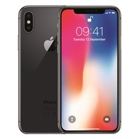 Refurbished iPhone X - 64GB - Black