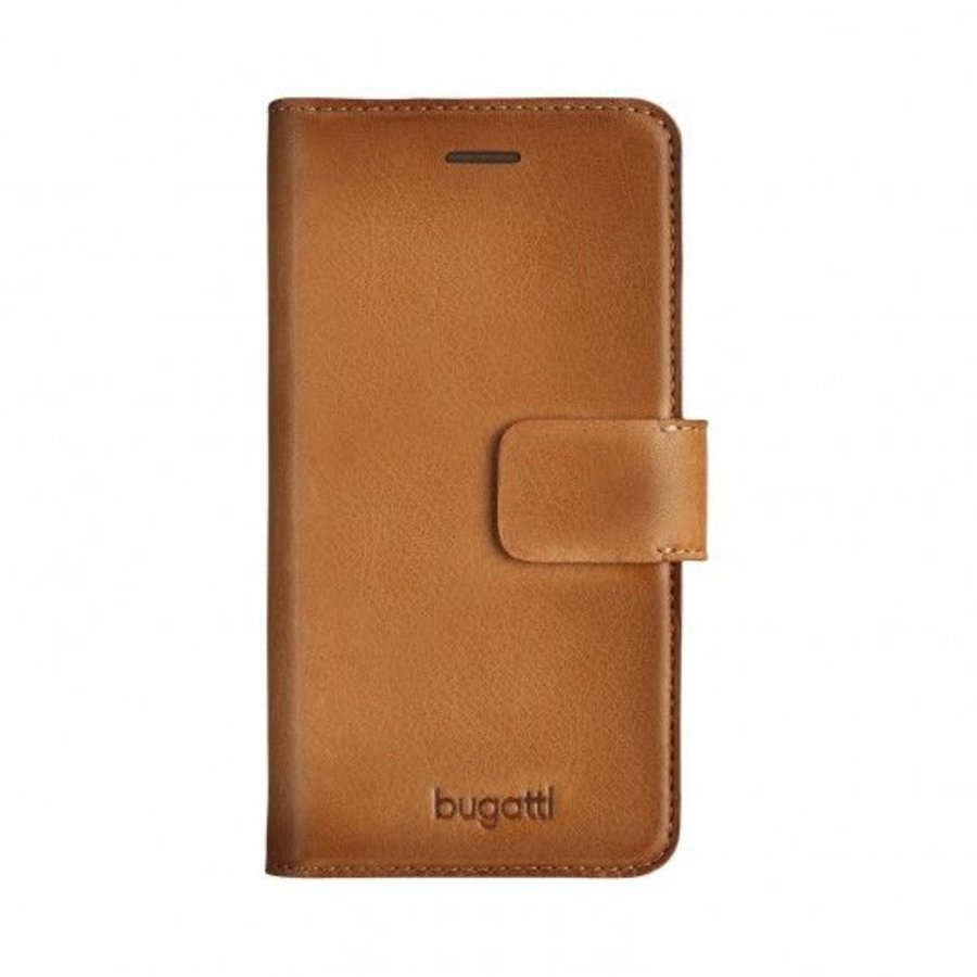 bugatti Zurigo BURNISHED for iPhone 7/8 - Brown-1