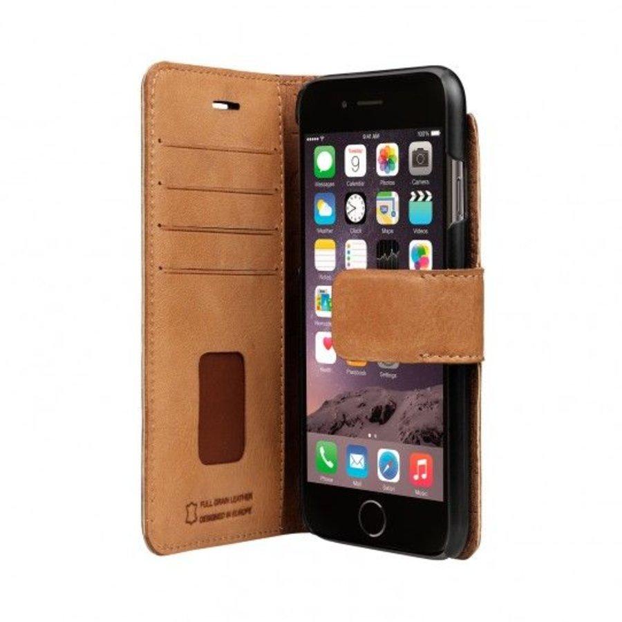 bugatti Zurigo BURNISHED for iPhone 7/8 - Brown-2
