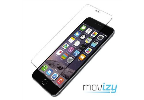 Movizy tempered glass screenprotector iPhone 6(S)