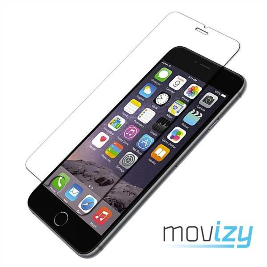 Movizy tempered glass screenprotector iPhone 6(S)-1