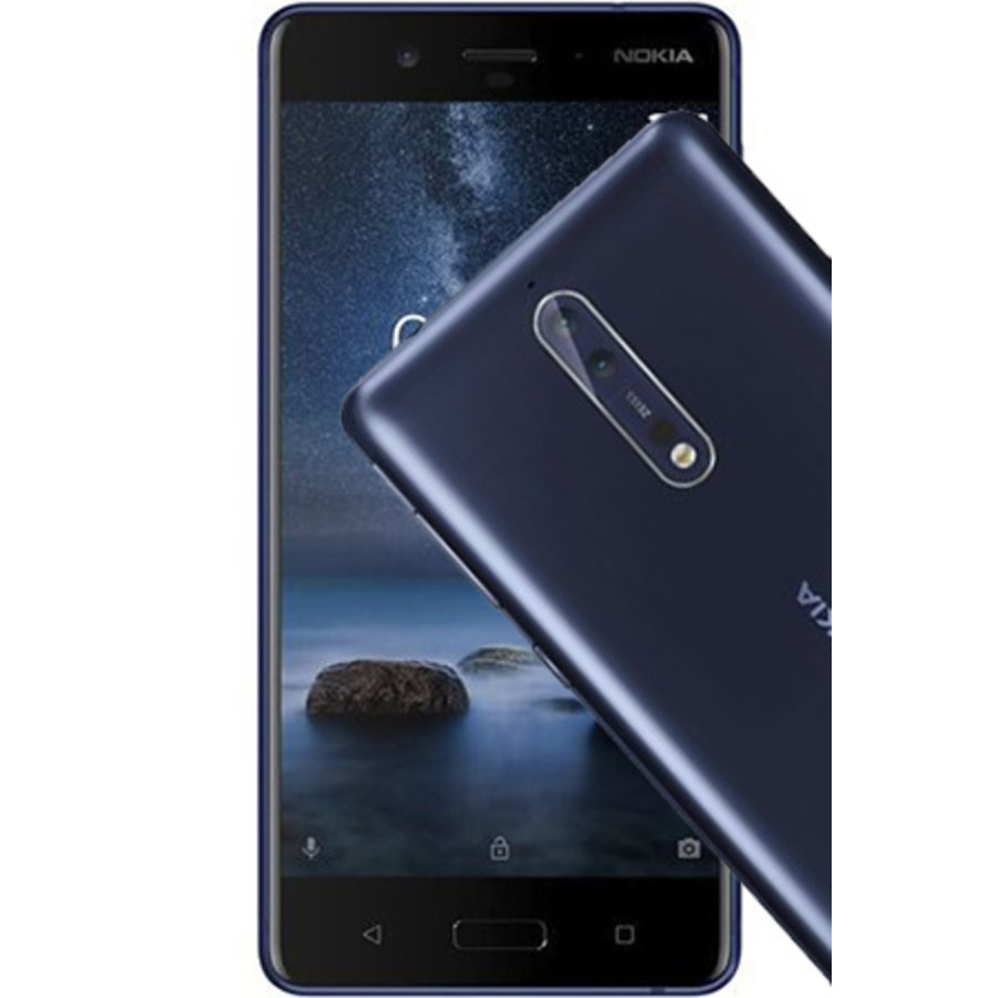 Nokia 8 Tempered Blue (Tempered Blue)-1