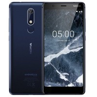 Nokia 5.1 Blue (Blue)