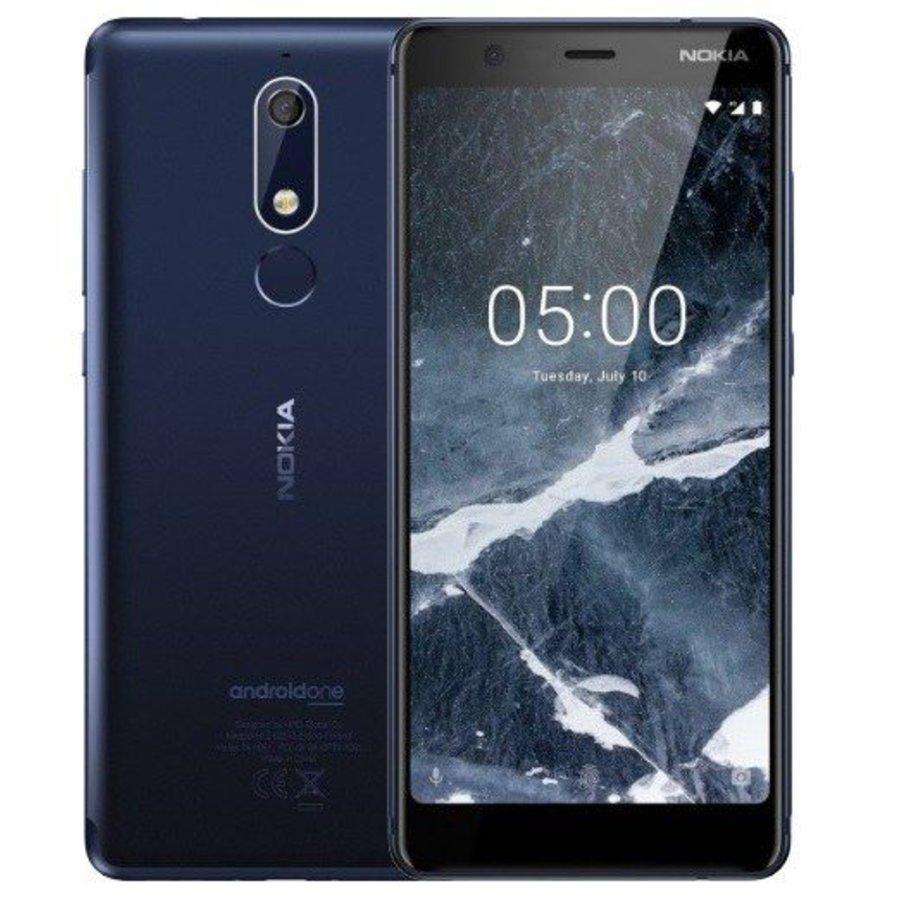 Nokia 5.1 Blue (Blue)-1