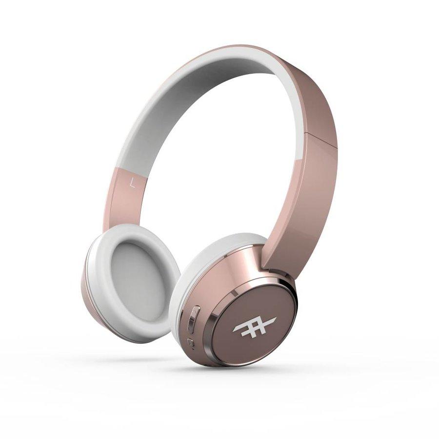 iFrogz Audio-Coda Wireless Headphone rose gold colored-1