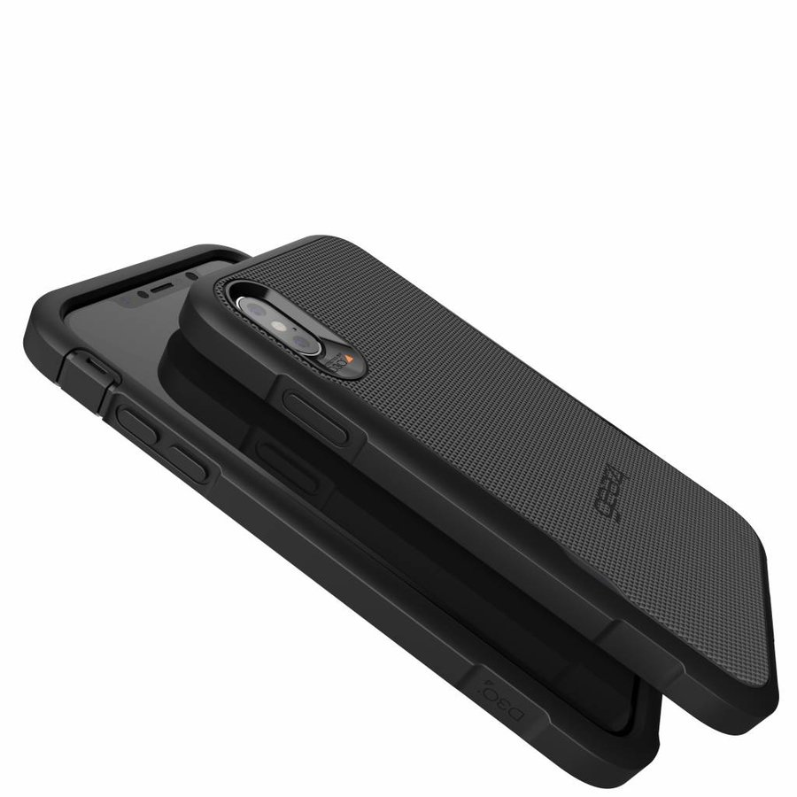 GEAR4 Platoon for iPhone XS Max black-1