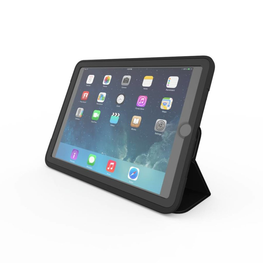 ZAGG Education Case KB IPad 9.7 black-1