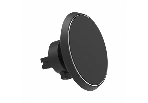 X-Moove Powercar Contact Wireless Charging Vent Mount black