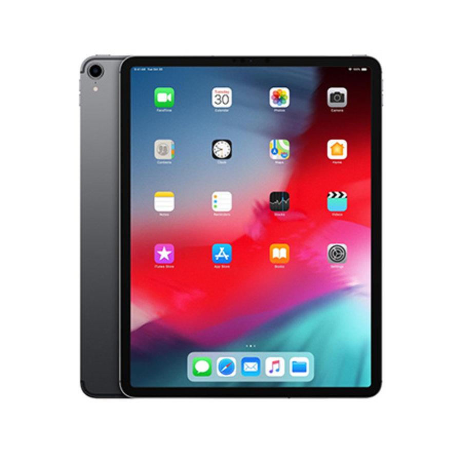Apple iPad Pro 12.9 2018 WiFi + 4G 256GB Space Grey (256GB Space Grey)-1