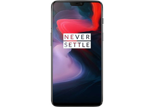 OnePlus 6 128GB Dual Sim Mirror Black