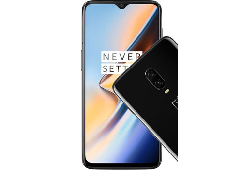 OnePlus 6T Dual Sim 8/128GB Mirror Black