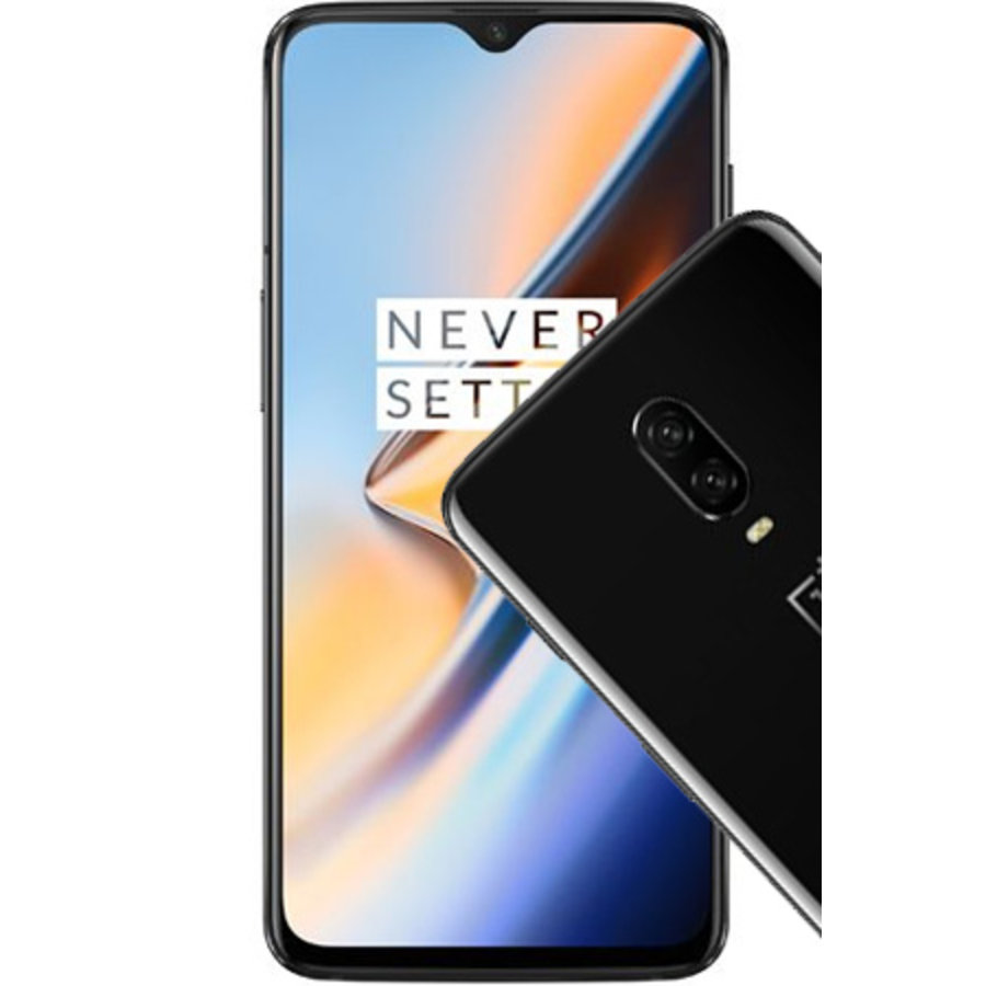 OnePlus 6T Dual Sim 8/128GB Mirror Black (8/128GB Mirror Black)-1