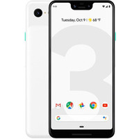 Google Pixel 3 XL 64GB Clearly White (64GB Clearly White)