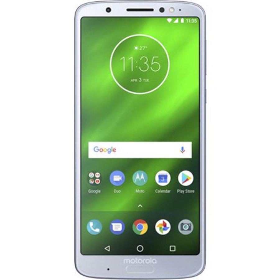 Motorola Moto G6 Plus Dual Sim Nimbus Blue (Nimbus Blue)-1