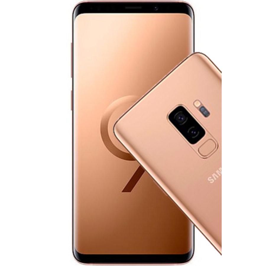 Samsung Galaxy S9+ G965F Gold (64GB Gold)-1
