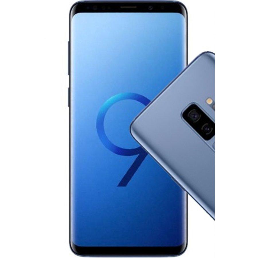 Samsung Galaxy S9+ G965F Coral Blue (64GB Coral Blue)-1
