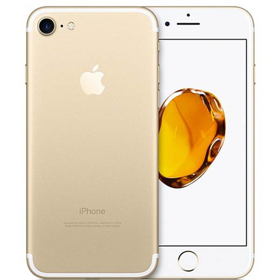 Refurbished iPhone 7 - 128GB - Gold-1