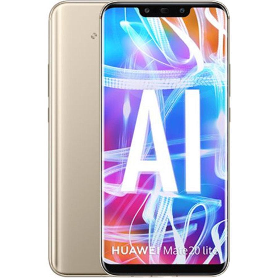 Huawei Mate 20 Lite Dual Sim Gold (Gold)-1