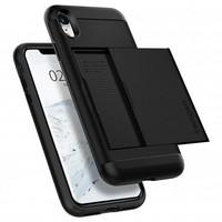 thumb-Spigen Slim Armor CS voor de iPhone XR Zwart-1