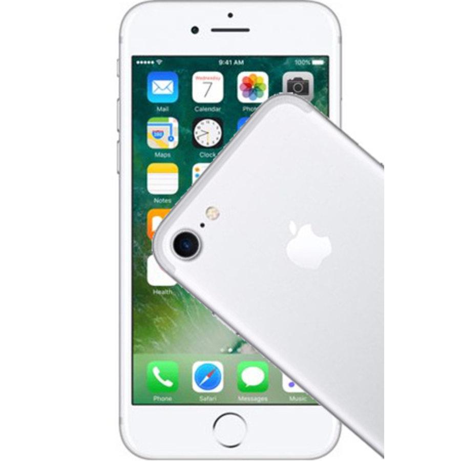 Apple iPhone 7 32GB Refurbished Silver (32GB Silver)-1