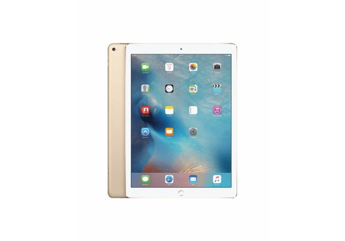 Refurbished iPad Pro 12.9 Inch (2017-versie) 64GB Gold Wifi only
