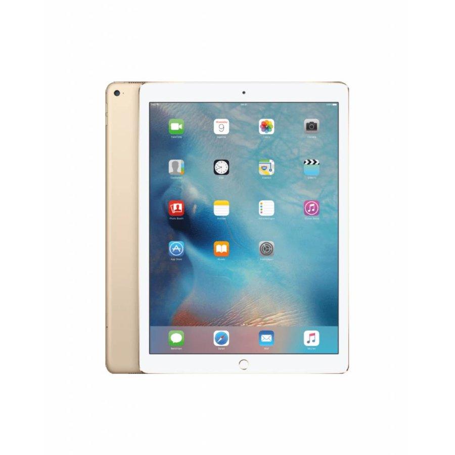 Refurbished iPad Pro 12.9 Inch (2017-versie) 64GB Gold Wifi only-1