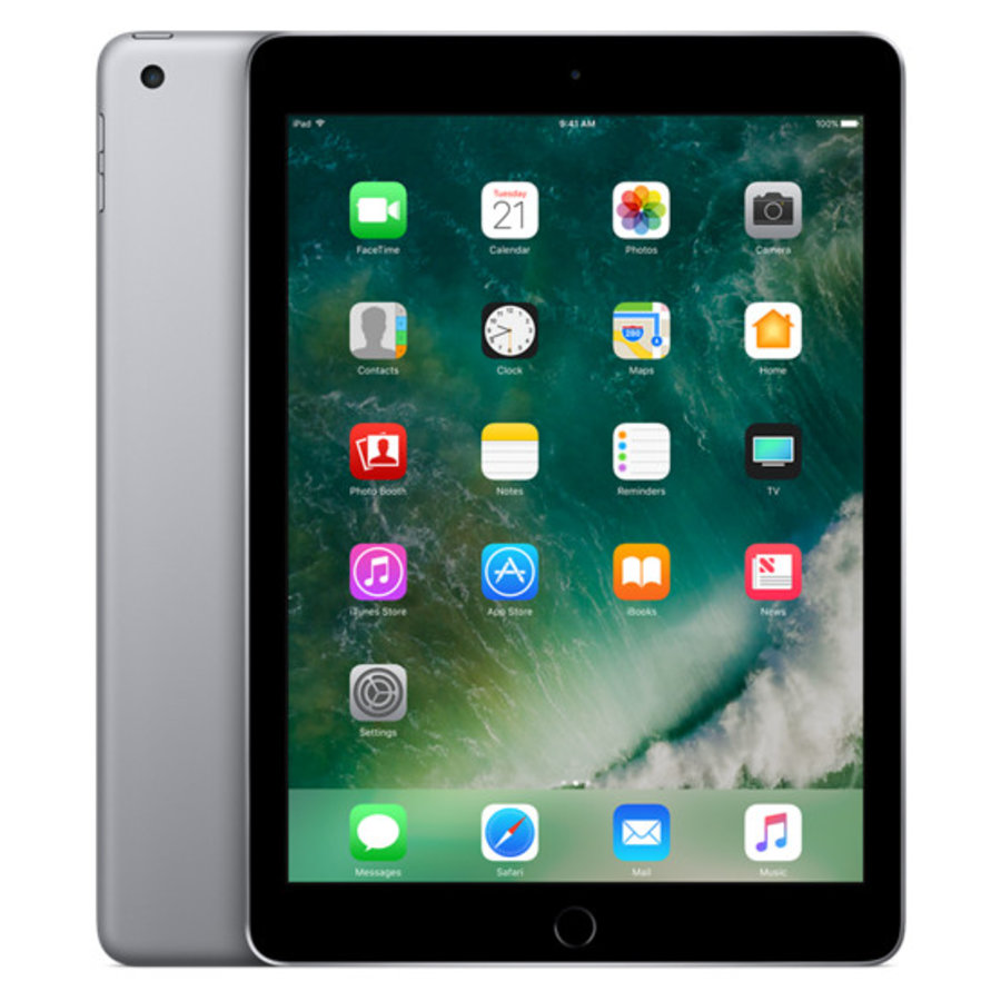 Refurbished iPad 2018 32GB Space Gray Wifi only-1