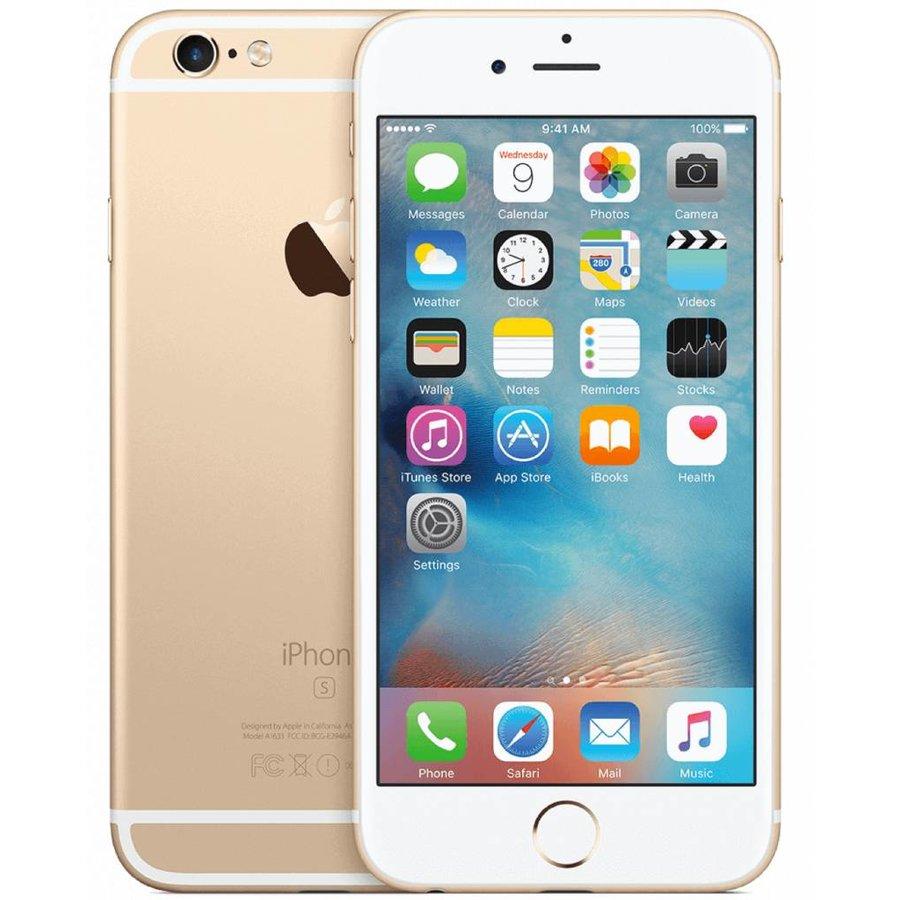 Refurbished iPhone 6S - 64GB- Gold-1