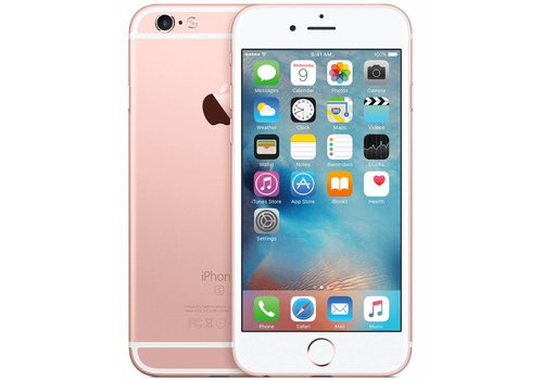 Refurbished iPhone 6S Plus - 64GB - Rosegold