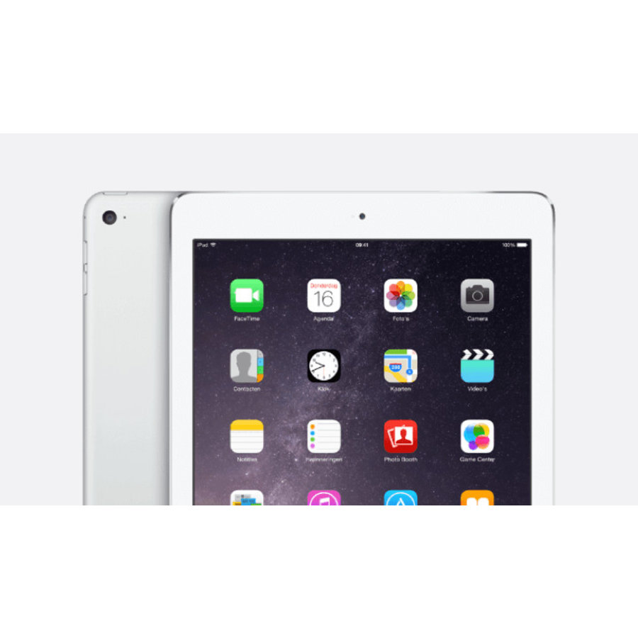 Refurbished iPad Air 2 Wit 128GB Wifi only-1